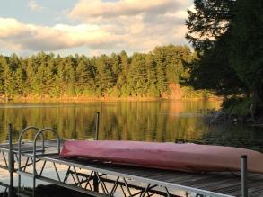 Otter Lake Sunset